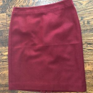 J crew Factory pencil skirt size 8